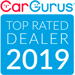 Car Gurus - UK best dealer 2018