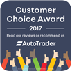 Customer Choice Award 2017